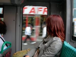 5. Bus ride, Boulevard Strasbourg