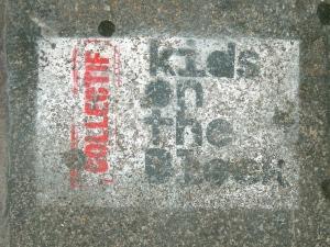 Street art 9eme arrondissement