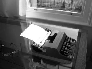 My typewriter