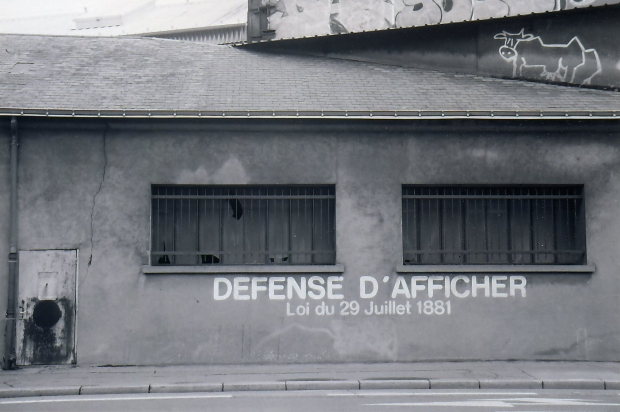 Defense d'afficher (2)