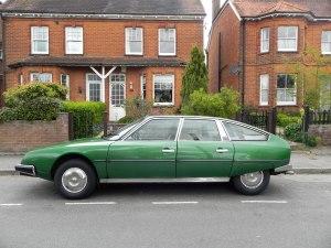 Frank's car
