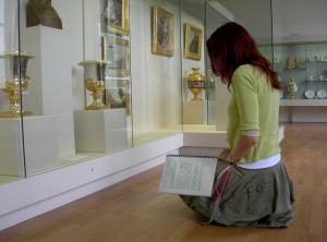Contemplation (Jocelyne in Munich)