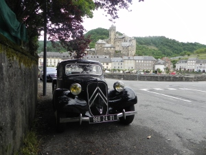 Citroen (near Flaujac, Aveyron)