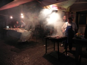 Street food - Palermo, Sicily